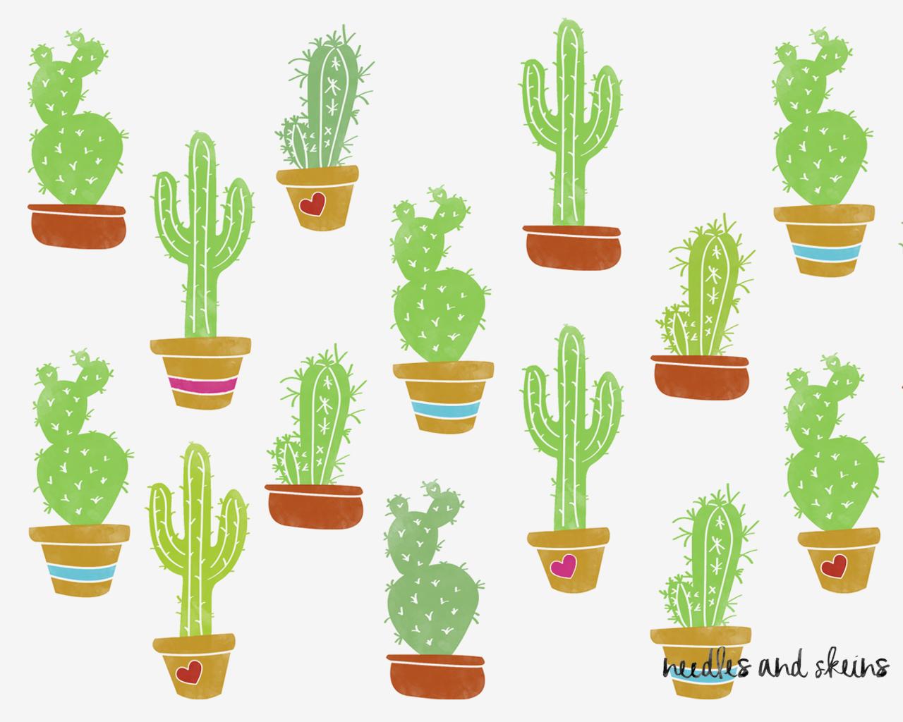 cactus wallpaper for smartphone