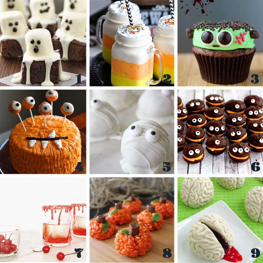 So pinteresting! #2 // Halloween treats!