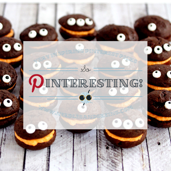SO PINTERESTING! #2 || HALLOWEEN TREATS!
