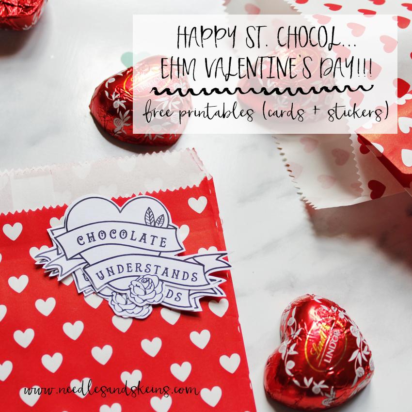 Happy St. Chocol...ehm, Valentine's day!!!