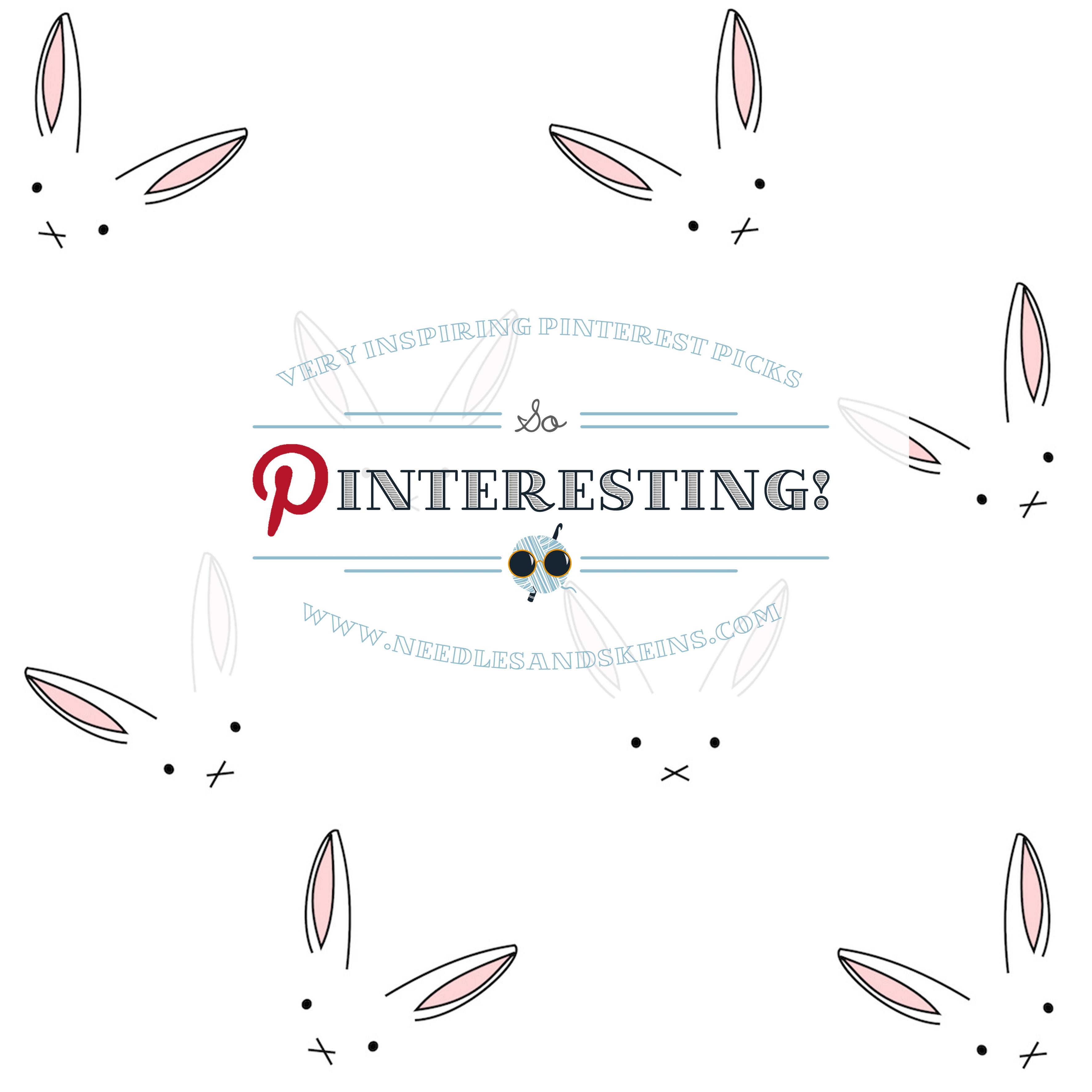 easter bunnies from pinterest