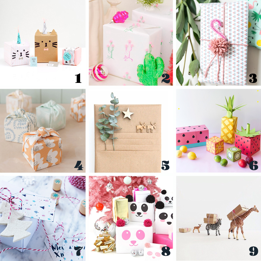 christmas gift wrapping ideas from pinterest