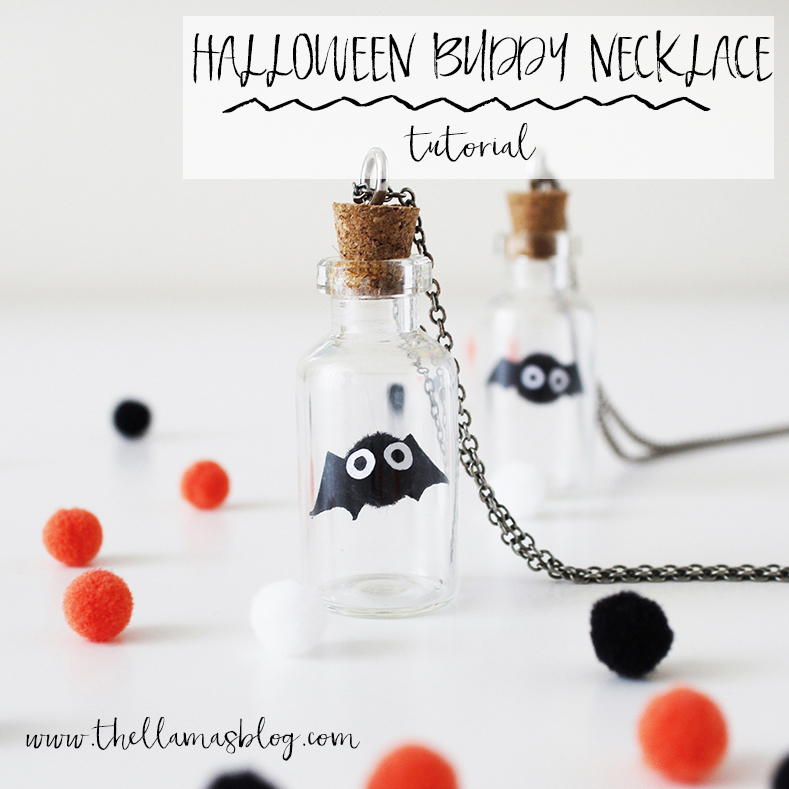The_llamas_DIY_Halloween_Buddy_Necklace_thellamasblog