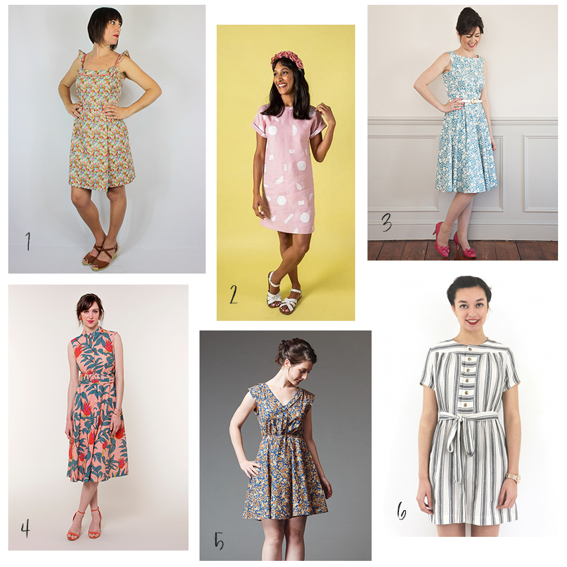 DIY roundup_summer_dress_sewing_patterns