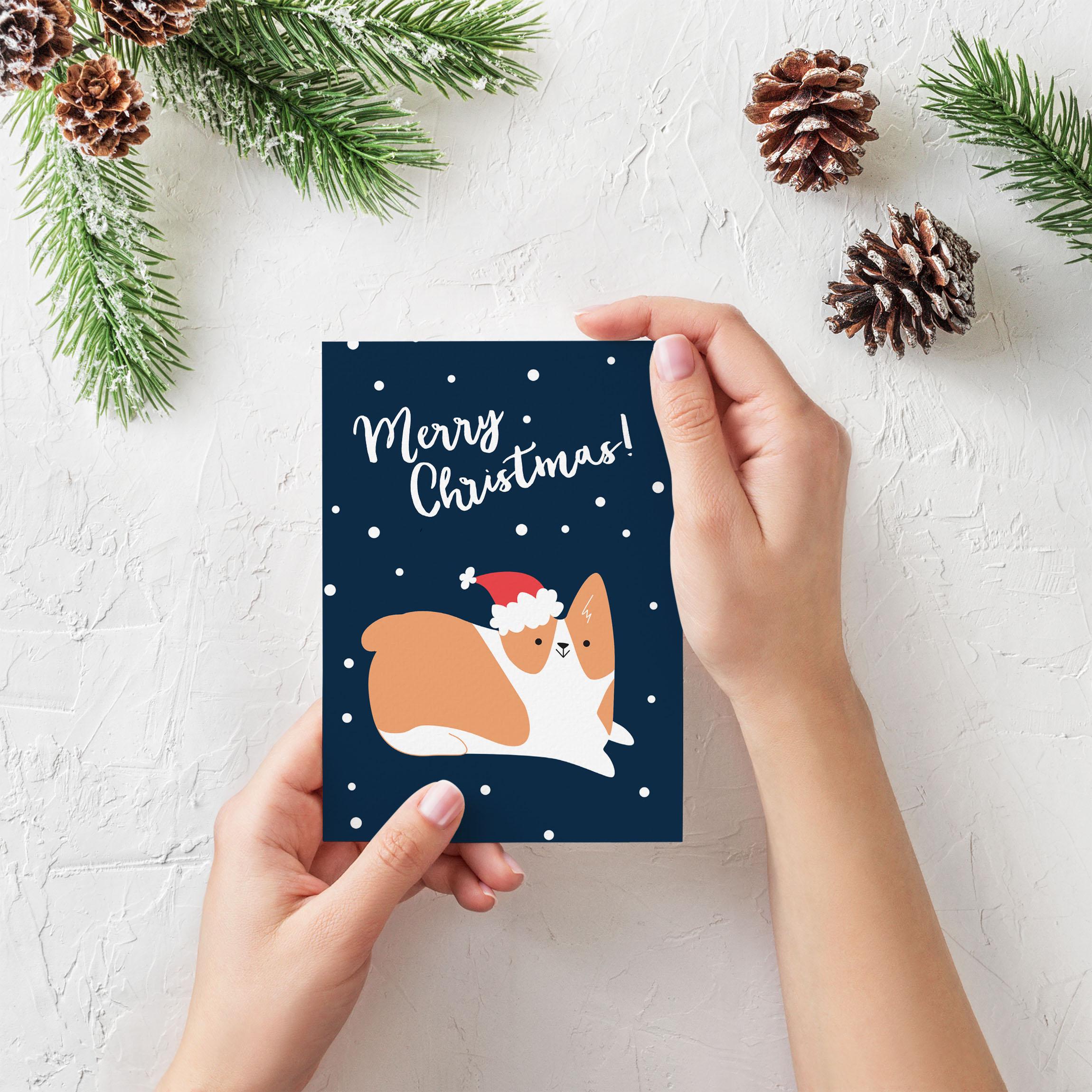 corgi_christmas_card_the_llamas